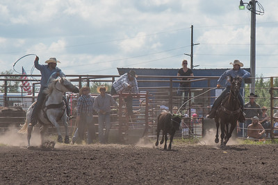 2016 rodeo sunday team roping-5243