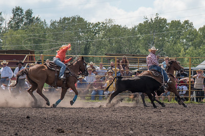 2016 rodeo sunday team roping-5239