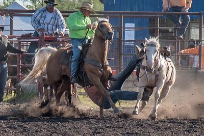 2016 rodeo friday steer wrestling-3093