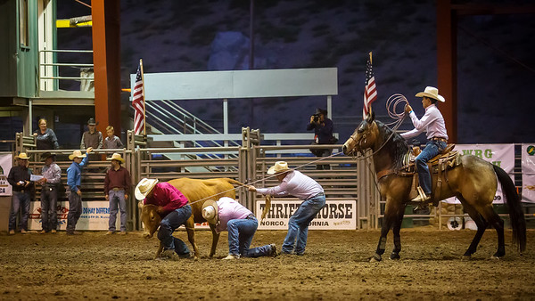 2017 Norco Horseweek - Ranch Rodeo
