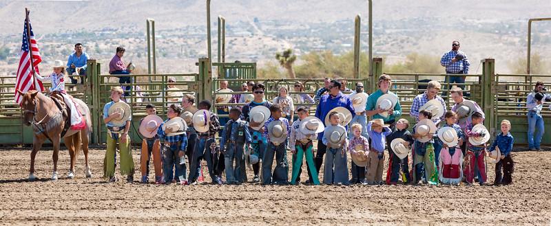 2018 PCJBR - September, Morning Rodeo