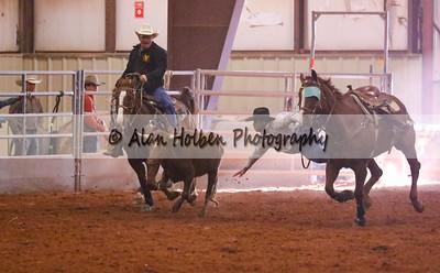 Steer Wrestling #14 (1 of 1)