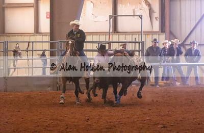 Steer Wrestling #6 (1 of 1)