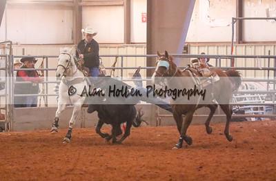 Steer Wrestling #7 (1 of 1)