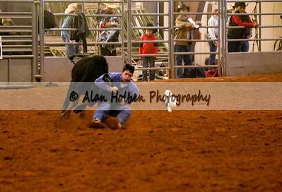Steer Wrestling #4 (1 of 1)