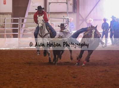 Steer Wrestling #21 (1 of 1)