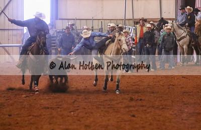 Steer Wrestling #1 (1 of 1)