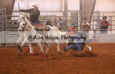 Steer Wrestling #5 (1 of 1)