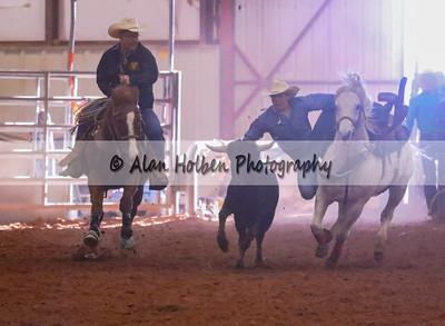 Steer Wrestling #22 (1 of 1)