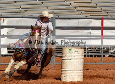Girls Barrels #22 (1 of 1)