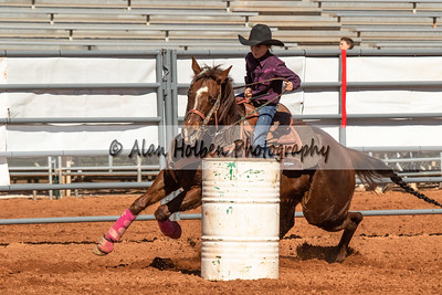 Girls Barrels #17 (1 of 1)