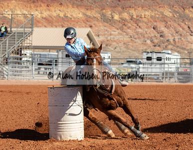 Girls Barrels #11 (1 of 1)