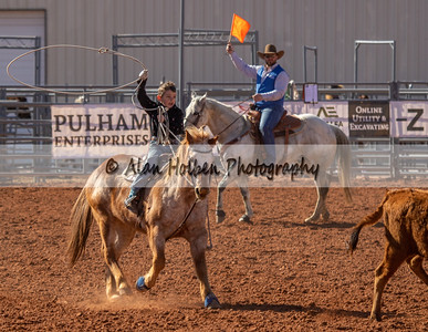 Team Roping Heeler #23 (1 of 1)