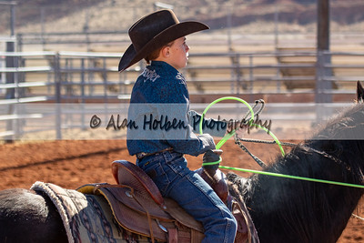 Team Roping Heeler #17 (1 of 1)