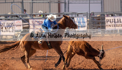 Team Roping Heeler #8 (1 of 1)