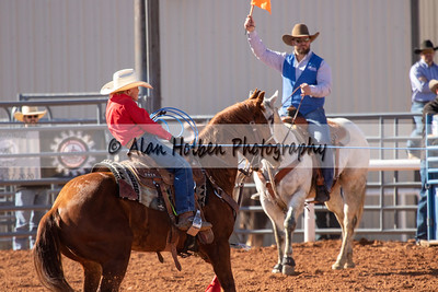 Team Roping Heeler #2 (1 of 1)
