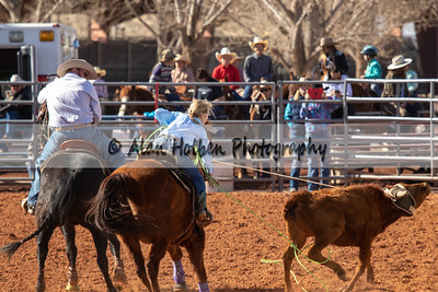 Team Roping Heeler #22 (1 of 1)