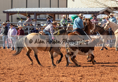 Team Roping Heeler #1 (1 of 1)