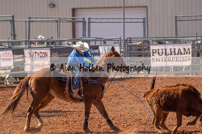 Team Roping Heeler #9 (1 of 1)
