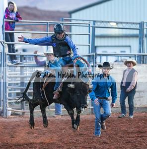 Saddle Bronc Riding #6 (1 of 1)