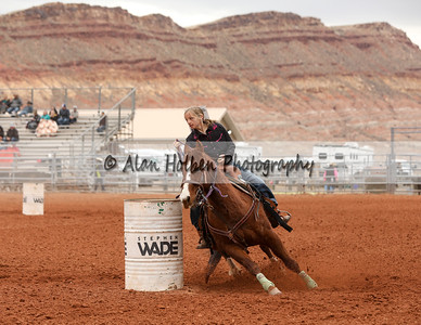 Barrel Racing #23 (1 of 1)