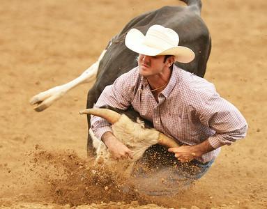 Steer Wrestling/Steer Roping