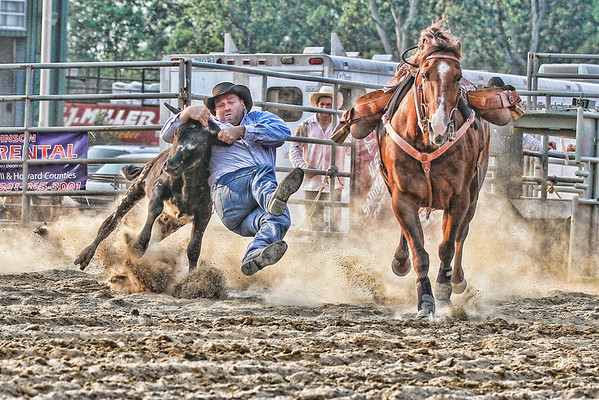 Rodeo Awesome Shots