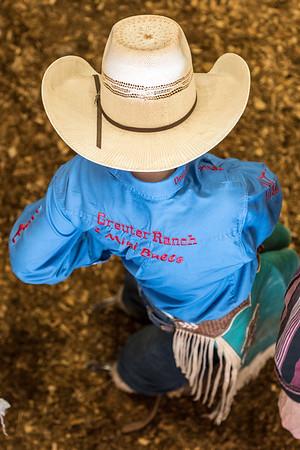 Bailey Kay Hutson Bull Riding, 2017