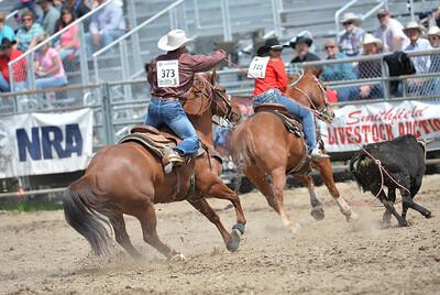 DSC_3967 Bridgerland HS Rodeo
