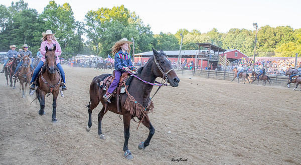Brown County Rodeo 2AUG19-24