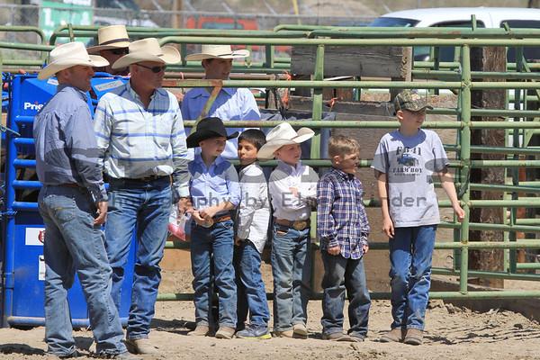 Calf Scramble/Arlington Jackpot Rodeo 2012
