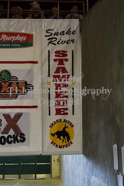 Cervi Championship Rodeo - 2012 Snake River Stampede