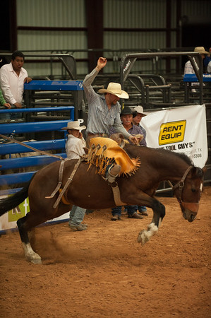 Dripping Springs Rodeo, 2013