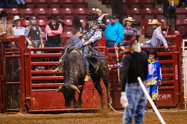 Golden Spike Rodeo