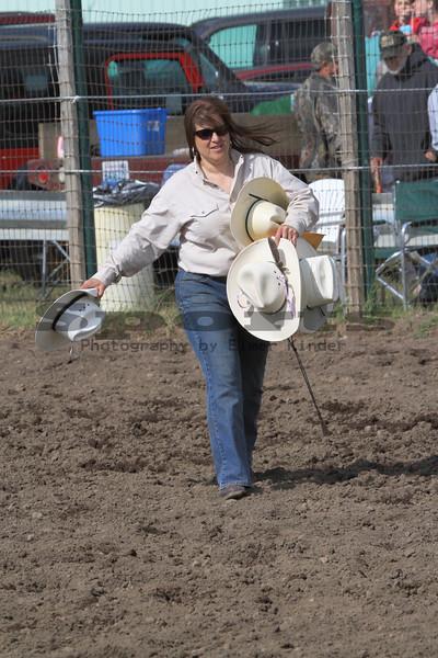 Ketchum Kalf Rodeo Hat Race/Glenwood 2010
