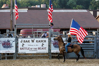 Maryland State Fair IBR Rodeo 2013