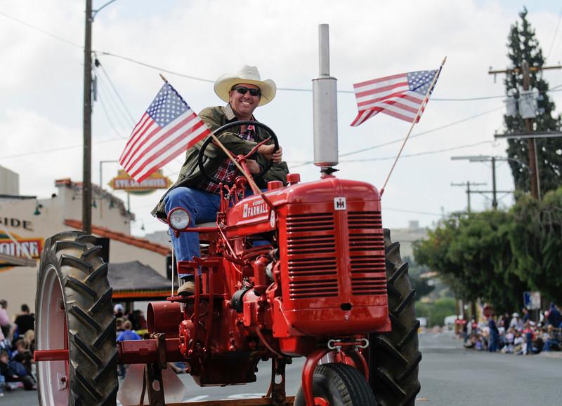 Lakeside Western Days Parade 2009_0522