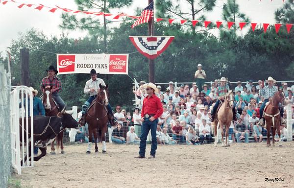 Lee County Rodeo NOV1988-22