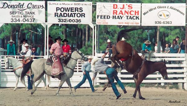 Lee County Rodeo NOV1988-20