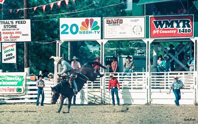 Lee County Rodeo NOV1988-4