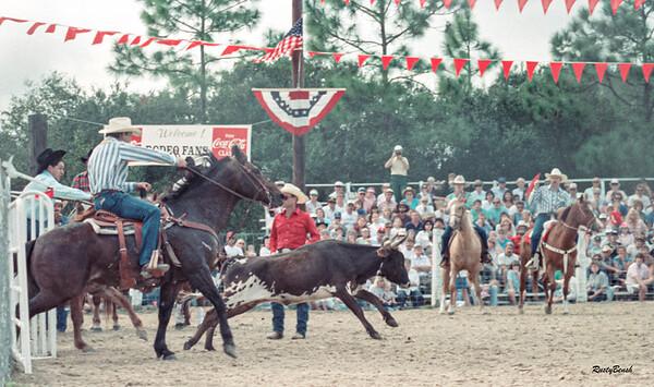 Lee County Rodeo NOV1988-16