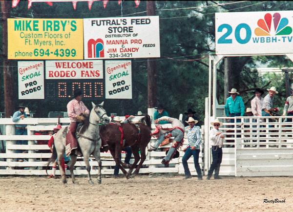Lee County Rodeo NOV1988-21