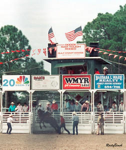Lee County Rodeo NOV1988-23