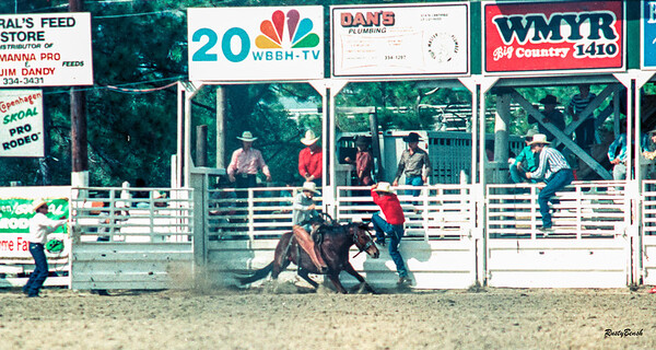 Lee County Rodeo NOV1988-3