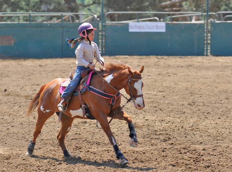 Barrel Racing_0009