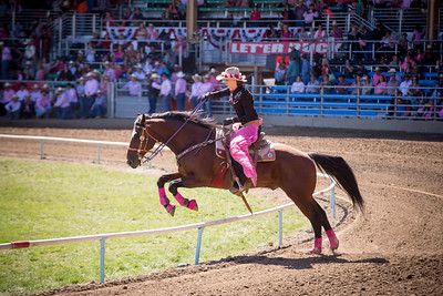 Pendleton Round Up Court - 2014