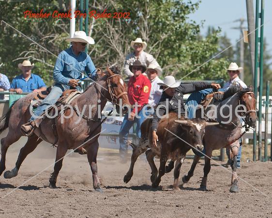 2012 Pincher Creek Pro Rodeo