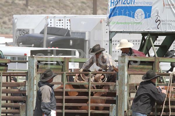 Ranch Bronc/Arlington Jackpot Rodeo 2010