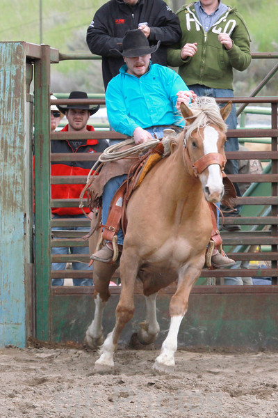 Ranch Bronc/Arlington Jackpot Rodeo 2011