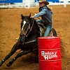 Barrel Racer, Rodeo Austin